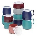 Classic Insulated Mugs and Bowls